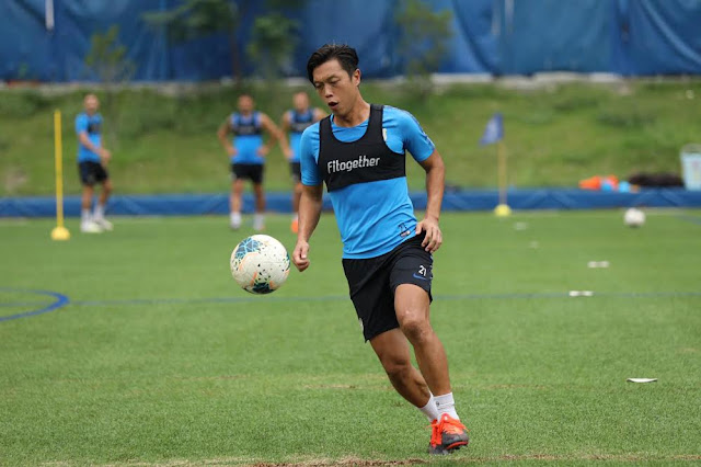 Kitchee Prepare For the Resumption of the 2019-2020 Season