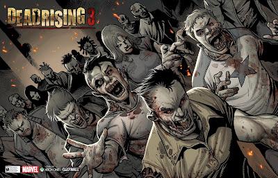 Dead Rising 3 - Marvel comics