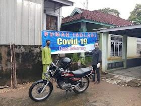 Pemerintah Desa Sekernan Siapkan Rumah Isolasi Covid 19