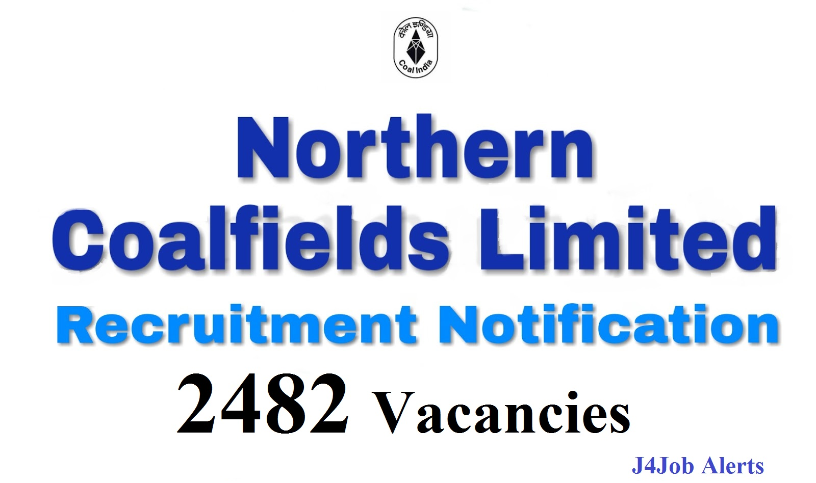 Northern Coalfields Limited Jobs 2019 : Apply Online for