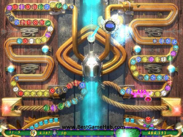 Luxor 3 Full Version Game Free Download
