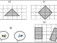 Soal UTS Tematik Kelas 1 Tema 6 Subtema 3 Semester 2 Kurikulum 2013