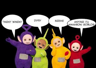 Meme Lucu Teletubbies Terbaru
