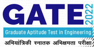 GATE 2022 Exam Dates, Application Form, fees, GOAPS Registration Fees, Eligibility, Education Qualification and more