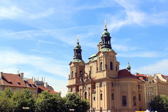 St. Nicholas Church, Old Town square, Prague