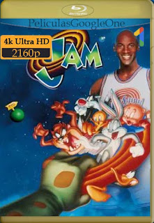 Space Jam (1996)[4K BDRip] [Latino-Inglés] [Google Drive] chapelHD