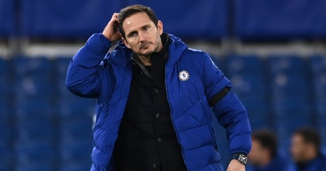Chelsea sacks coach Frank Lampard, lines up Tuchel as replacement
