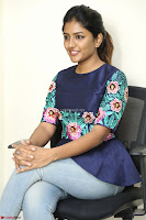 Eesha Looks super cute stunning in Denim Jeans and Top at Darsakudu movie Inerview ~  Exclusive 025.JPG