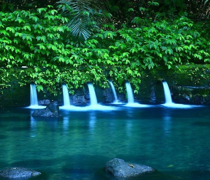 Taman Wisata Aik Nyet Sesaot Lombok, Miliki Suasana Eksotis dan Pemandian yang Sangat Dingin