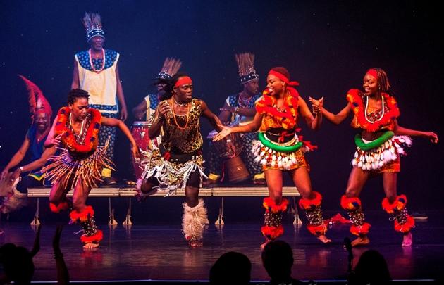 Adanta Dancers at Skegness