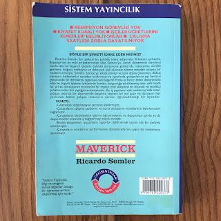 Maverick - Dunyanin En Siradisi Isyerinin Perde Arkasindaki Basari Oykusu (Kitap)