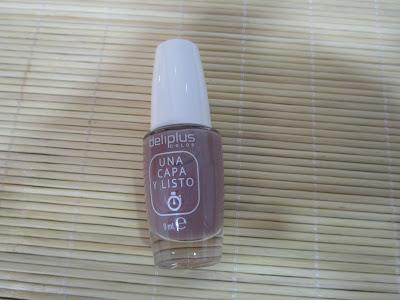 IMagen Manicura 540 Una capa y listo Deliplus