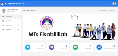 download aplikasi sistem informasi akademik berbasis web