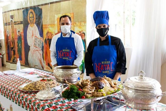 Natal: Lar dos Velhinhos celebra Natal com lembranças, cantatas e almoço especial