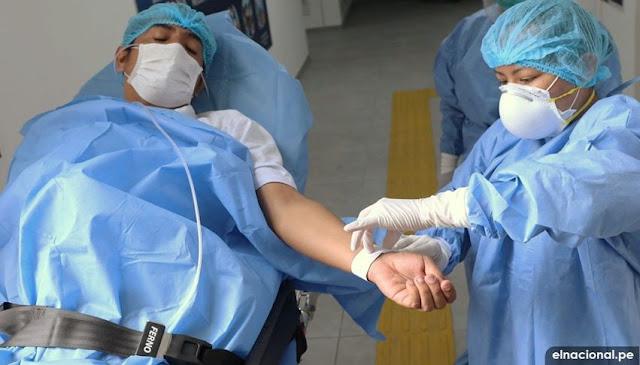 Casos confirmados de coronavirus en Perú hoy, 8 de mayo