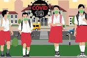 Rencana Pemerintah Buka Sekolah di Zona Kuning Saat Pandemi Covid-19