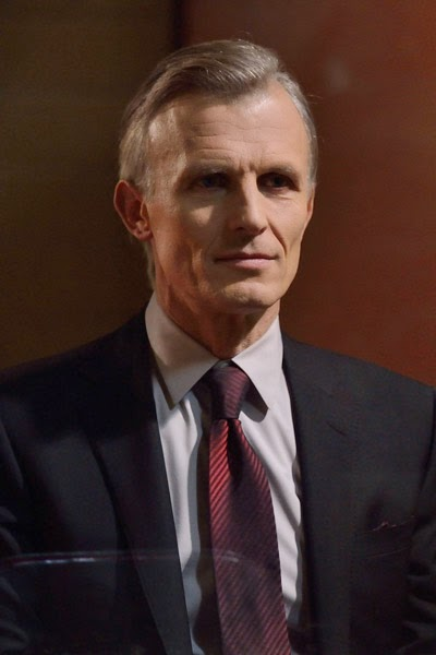 Richard Sammel as Thomas Eichorst in The Strain Season 1 Episode 2 The Box