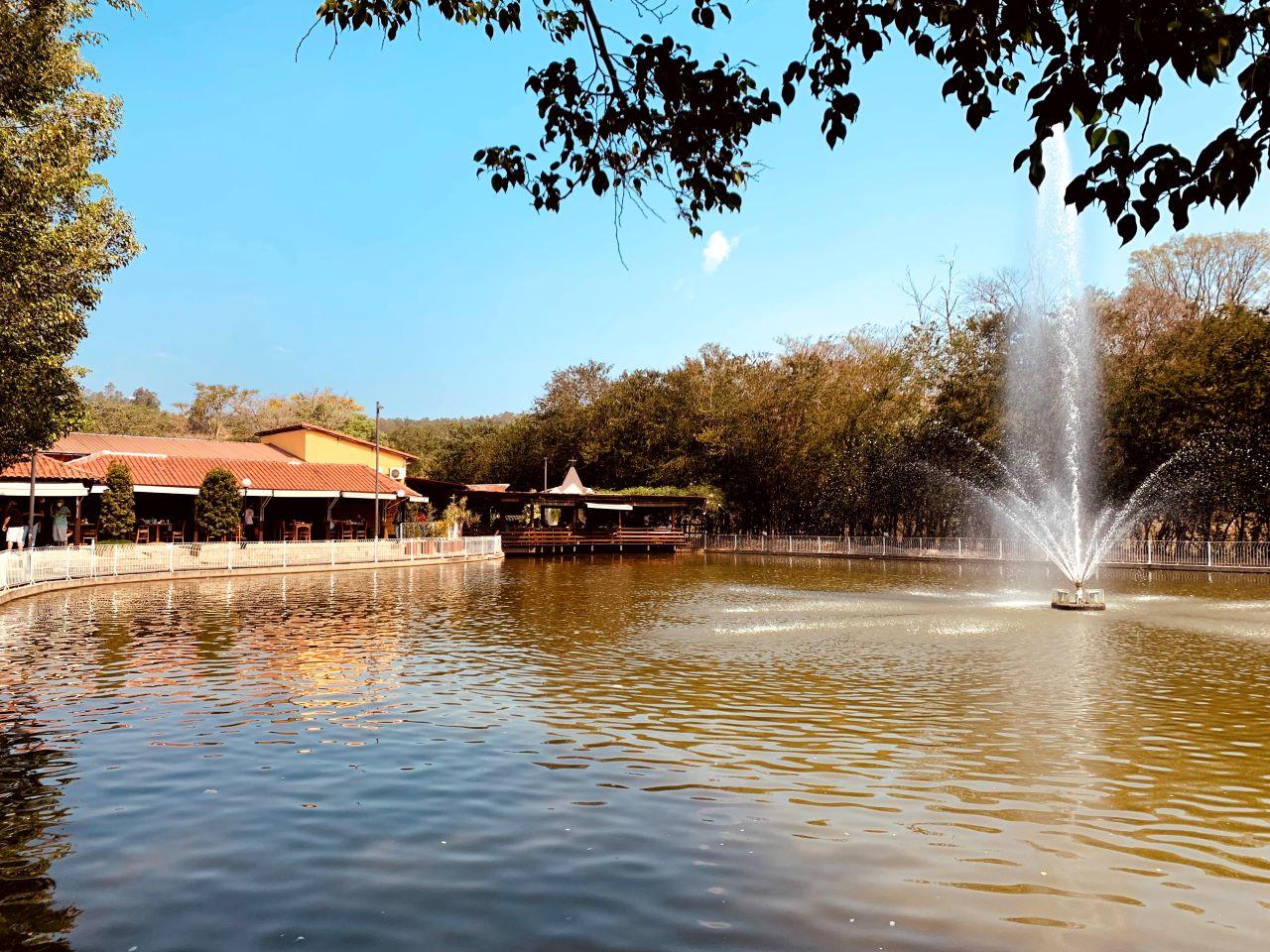 restaurante do lago em pedreira sp