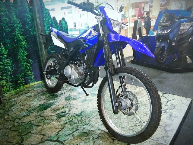 yamaha wr155 price