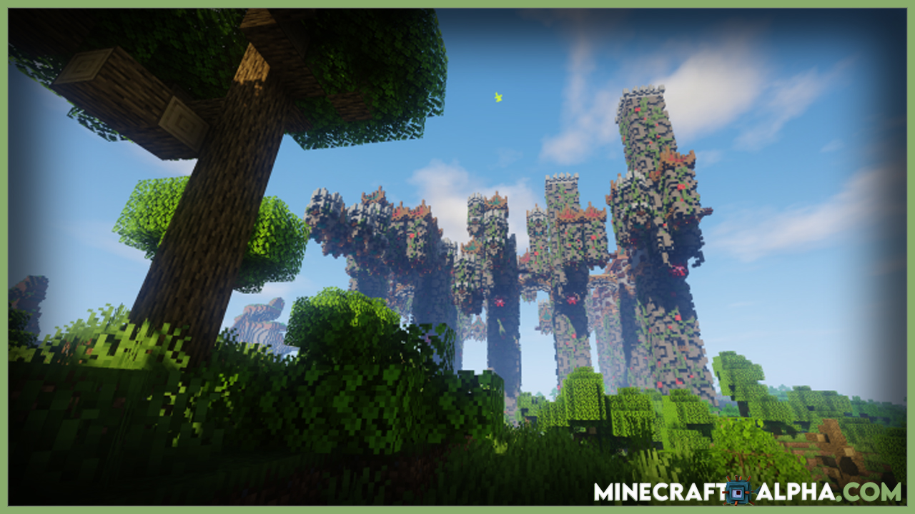 When Dungeons Arise Mod 1.17.1 (Fabric & Forge)