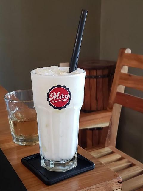 Trà sữa tại mây