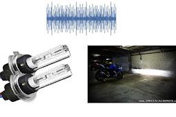 Ini Alasan kenapa Lampu Jenis HID Dilarang Dipasang Di Motor