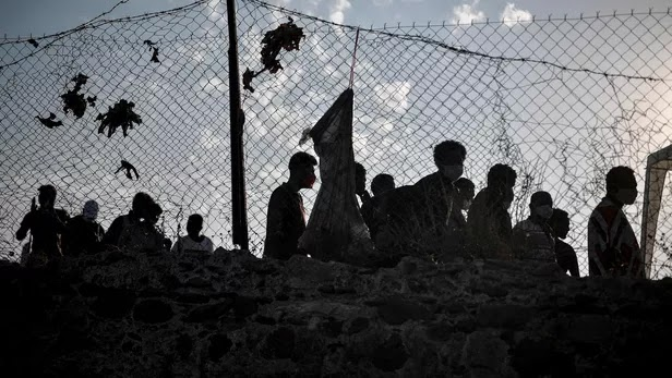 La France prête à « accueillir plus d'une centaine de migrants » de Lesbos dont des mineurs isolés