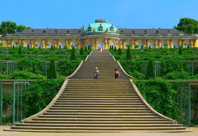 Excursão a Potsdam em Berlim