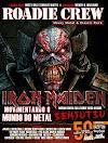 Roadie Crew #264: Iron Maiden na capa e entrevista com Adrian Smith