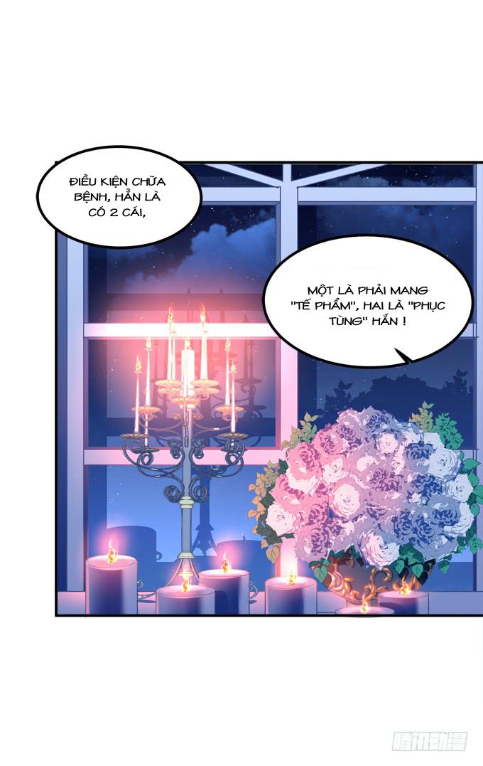 Dụ Hoặc Miêu Yêu chap 203 - Trang 5
