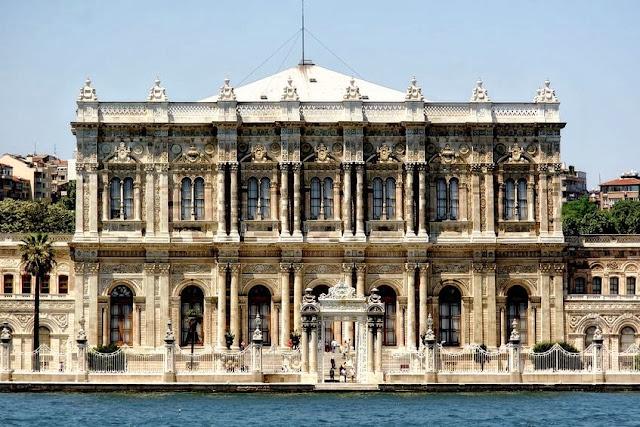 El Palacio de Dolmabahçé