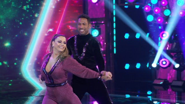 Paolla Oliveira, Rodrigo Simas e Dandara Mariana estão na final da 'Super Dança dos Famosos'