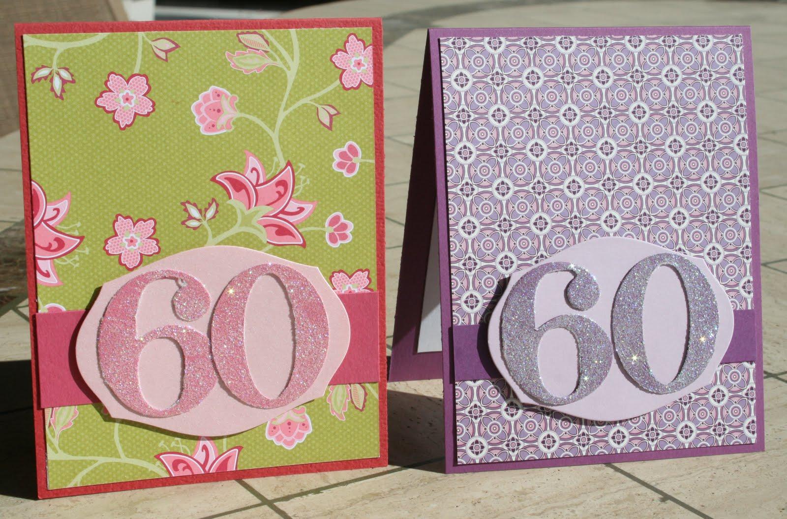 Happy 60th Birthday Invitations