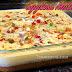 Eggless Malai Cake