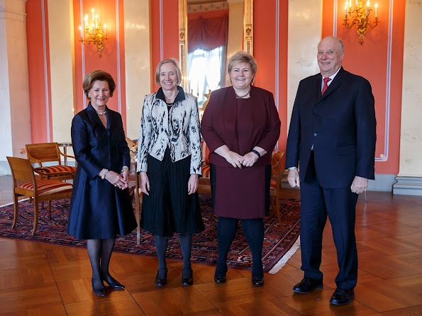 King Harald V of Norway became the king of Norway on January 17th of 1991 after death of his father Olav V. On occasion of 25th anniversary of his accession to the throne, a series of celebrations will take place. The celebrations started on 15th of January with the congratulations protocol