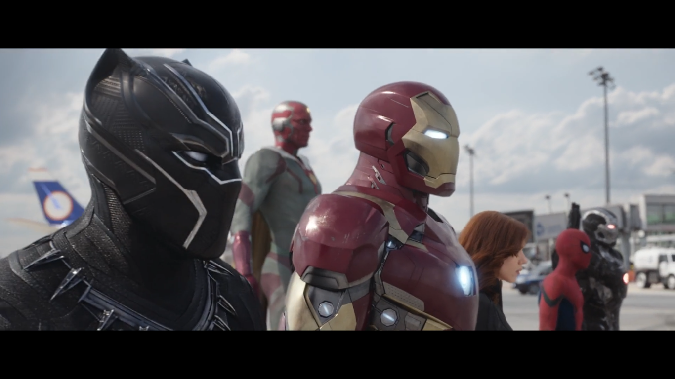 Download Film Captain America: Civil War (2016) Bluray MKV 480p 720p