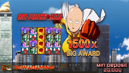 Agen Fafaslot88 One Punch Man JDB