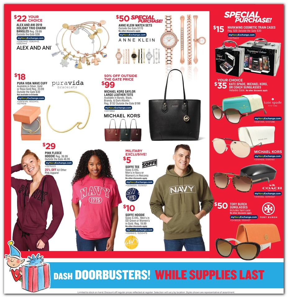 Navy Exchange Black Friday 2019 page 43