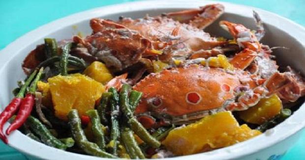 Ginataang Gulay W/ Alimasag  Recipe