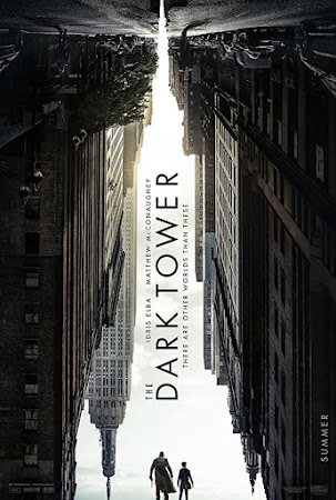 Poster Of The Dark Tower 2017 In Hindi Bluray 720P Free Download