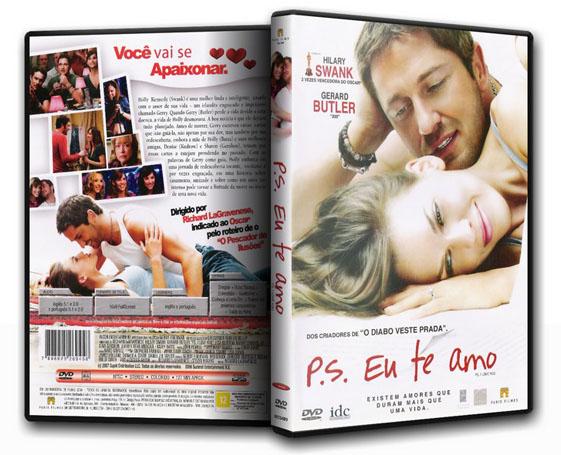 Se O Tempo Soubesse O Quanto Eu Te Amo: Beleza Arretada: P.S. Eu Te Amo Tanto Livro Quanto Filme