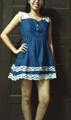 refashion, diy, short dress, cute, fashion