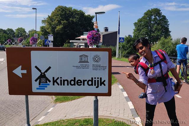 Kinderdijk UNESCO World Heritage Sites in Netherlands