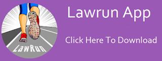 LawRun App