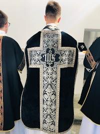 Slovenian Liturgical Arts Displayed at Fr. Rok Pogačnik's Ordination