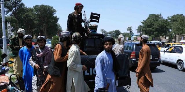 Makin Dekat ke Kabul, Taliban Rebut Kota Mazar-i-Sharif