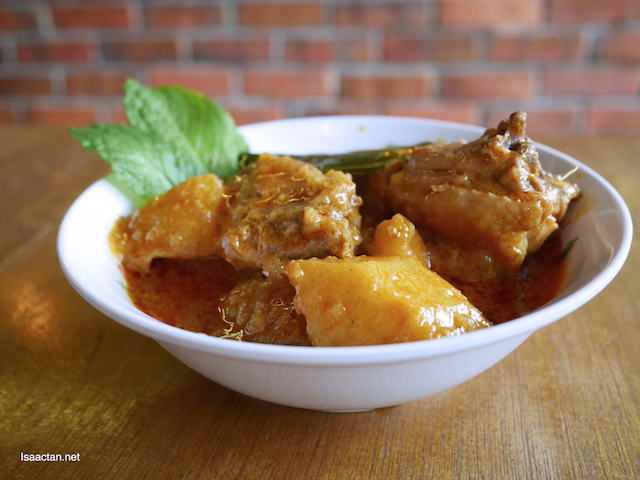 Hometown Curry Chicken - RM15