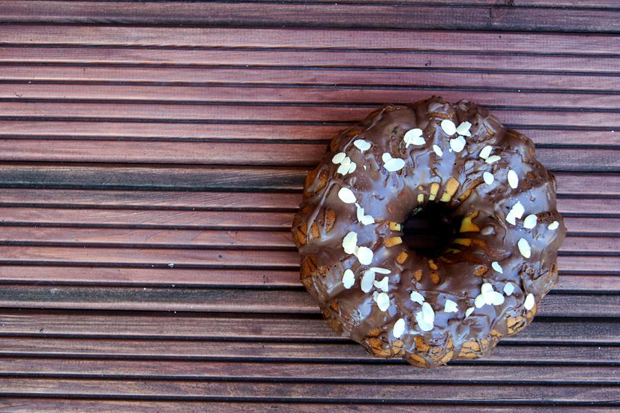 tradycyjna babka piaskowa