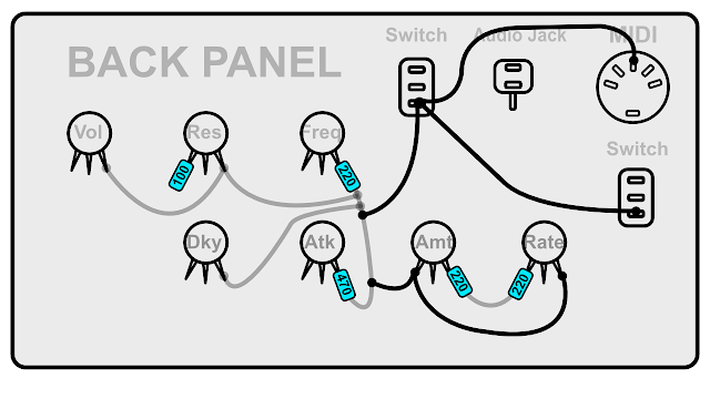 DIY synth panel build guide 4