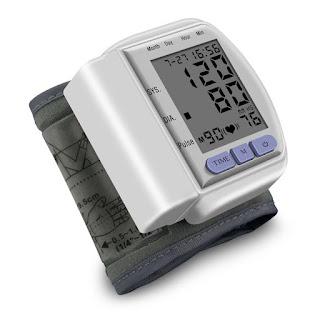Tensi darah digital Tensimeter Blood Pressure Monitor CK-102S